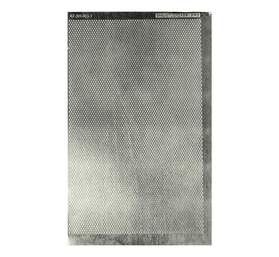 Ätztech Diamant Plaat - Photo-Etch - AT-SH-RG-1
