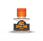 AK interactive Extra Thin Cement - 40ml - AK12002