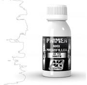 AK interactive White Primer and Microfiller - 100ml - AK759