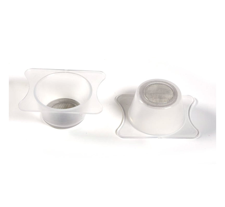 AK interactive Purification (Filter) Cups voor Airbrush - AK9129