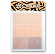 AK interactive Wood Decals - AK9084