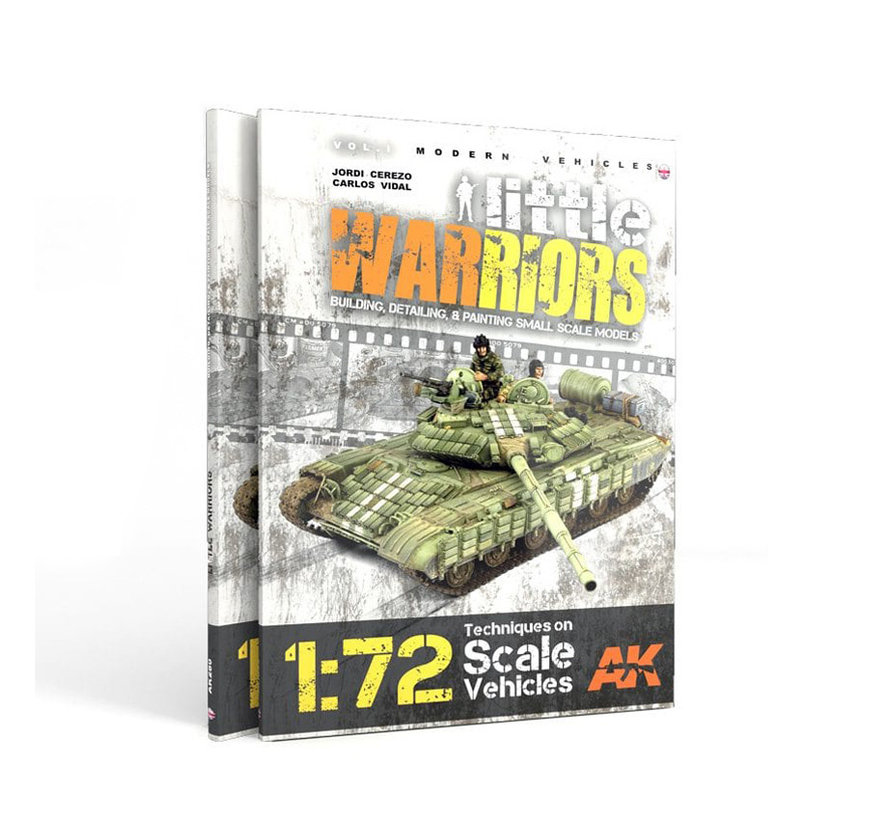 AK interactive Little Warriors - English - 94pag