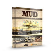 AK interactive Mud - Rust  and Dust Series Volume 1 - English - 80pag - AK253