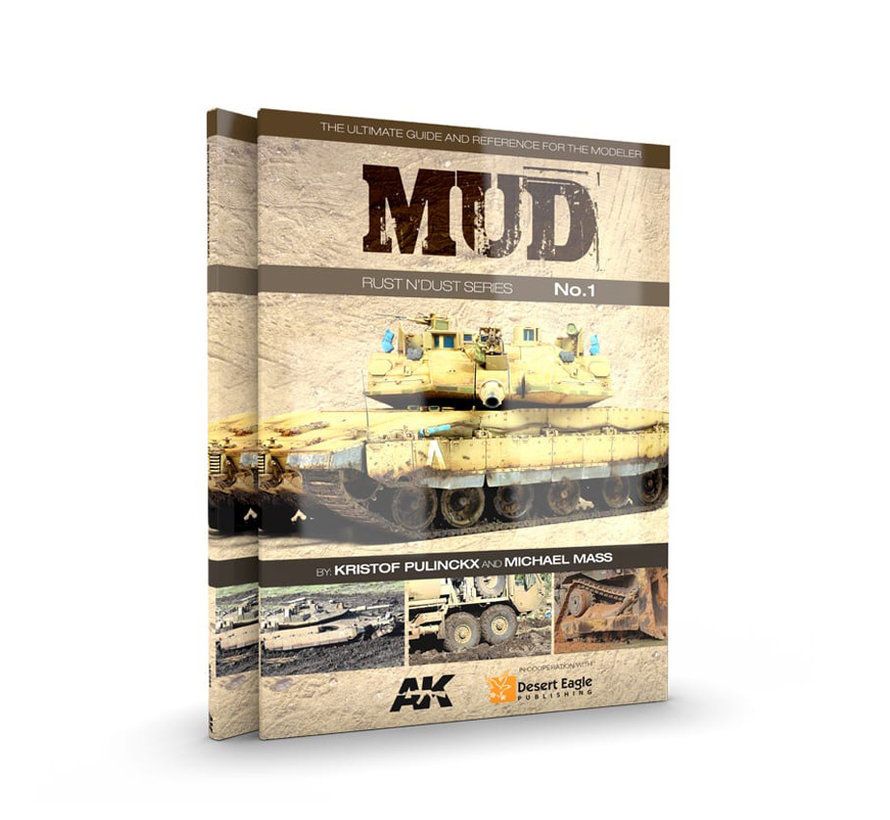 AK interactive Mud - Rust  and Dust Series Volume 1 - English - 80pag