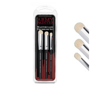 The Army Painter Masterclass Drybrush Set - 3x - TL5054