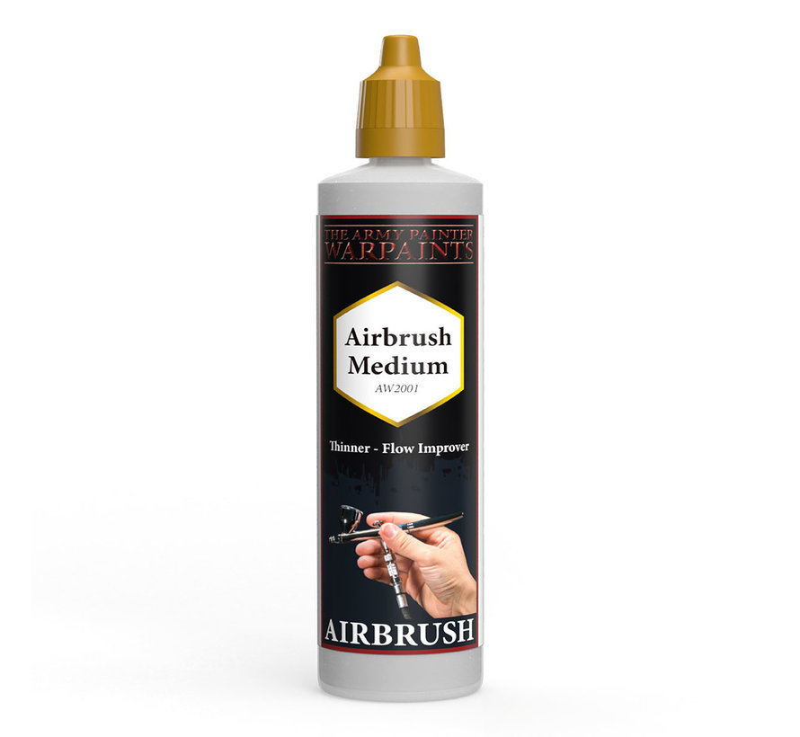 The Army Painter Airbrush Medium - 100ml - AW2001