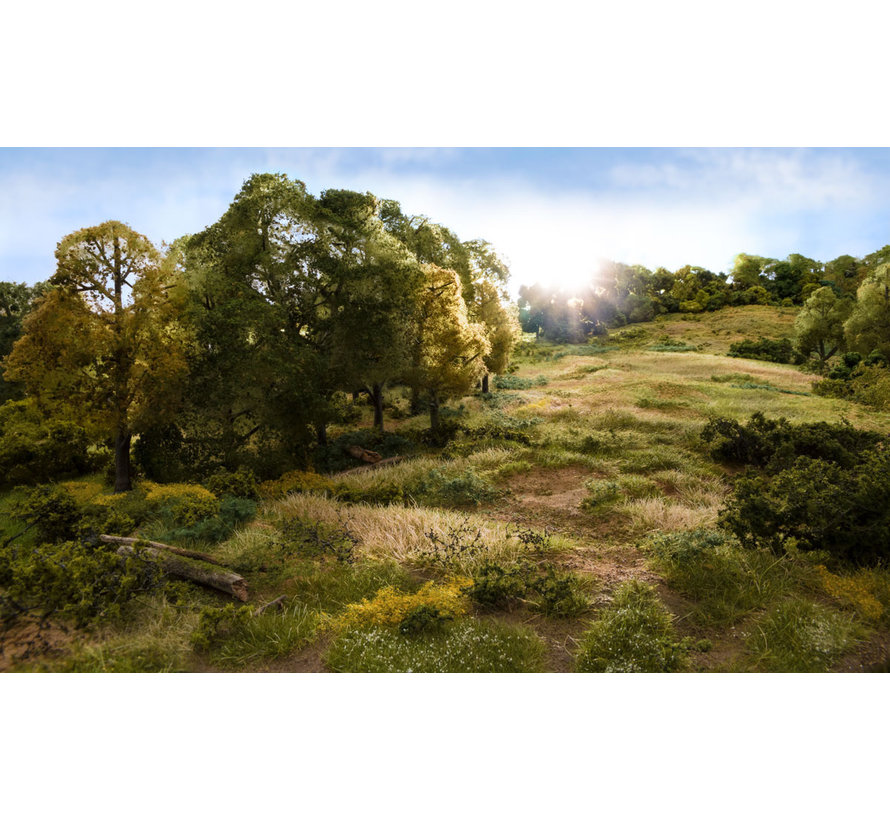 Woodland Scenics Briar Patch Dry Brown - 347cm³ - FS637