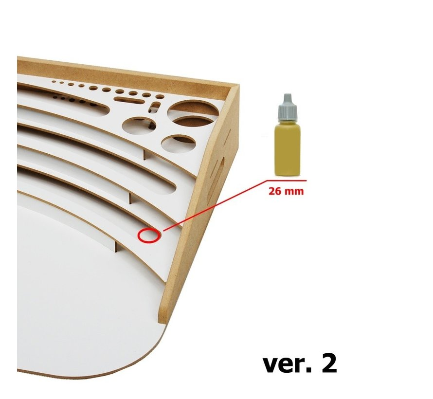 Hobbyzone Professional Paint Station 26mm - SDM3s