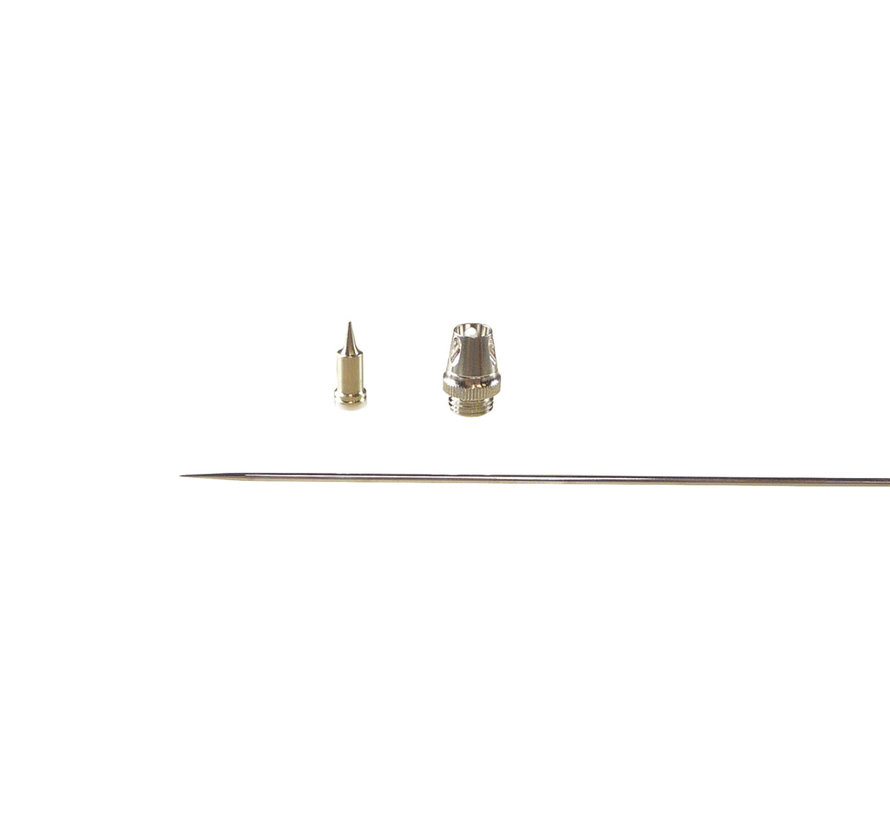Harder & Steenbeck Nozzleset 0,2mm voor Ultra Airbrush - 126723