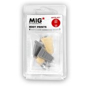 MIG productions Boot Prints  American Modern Boots - MP35-407