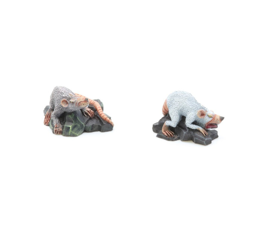 Tabletop-Art Giant Rats Pack - 10x - TTA200237