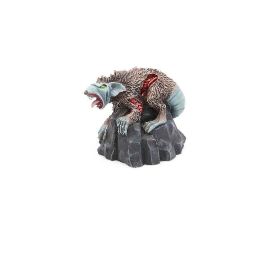 Tabletop-Art Zombie Rats - 4x - TTA200239