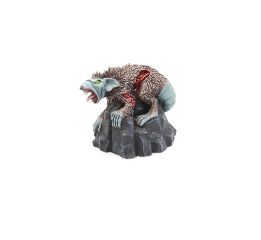 Tabletop-Art Zombie Rats Pack - 10x - TTA200249
