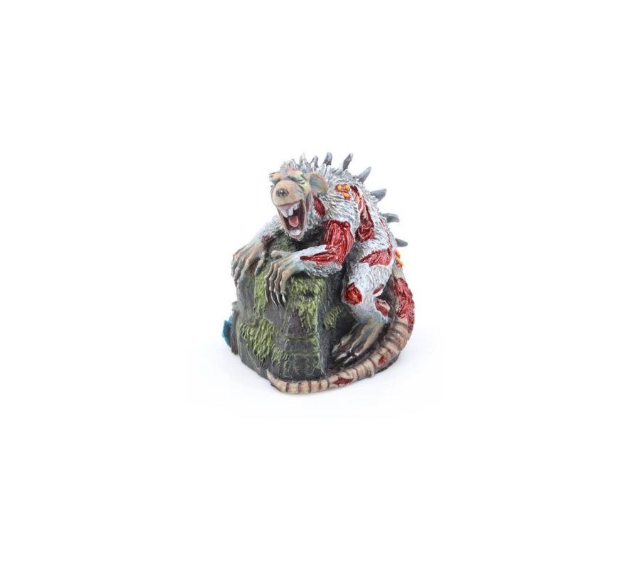 Tabletop-Art Zombie Rats King - 1x - TTA200250