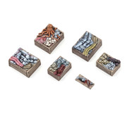 Tabletop-Art Fish Seller Set 1 - 6x - TTA601099