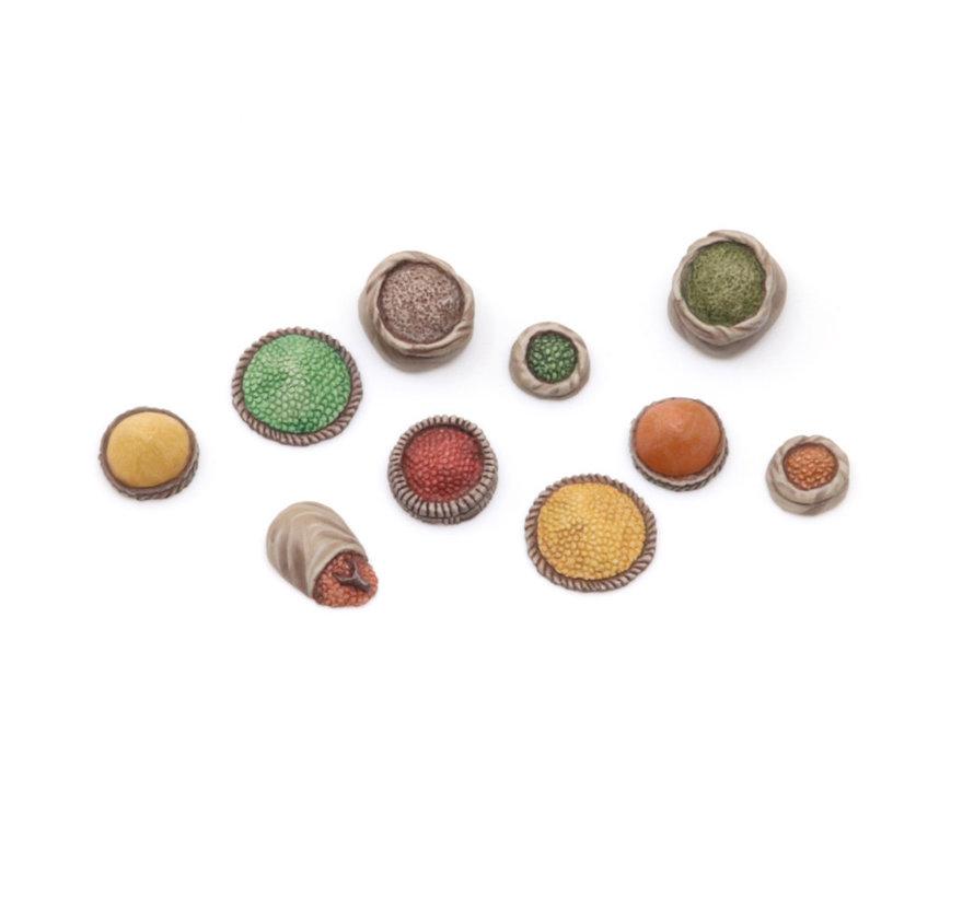 Tabletop-Art Spice Dealer Set 1-10x - TTA601101