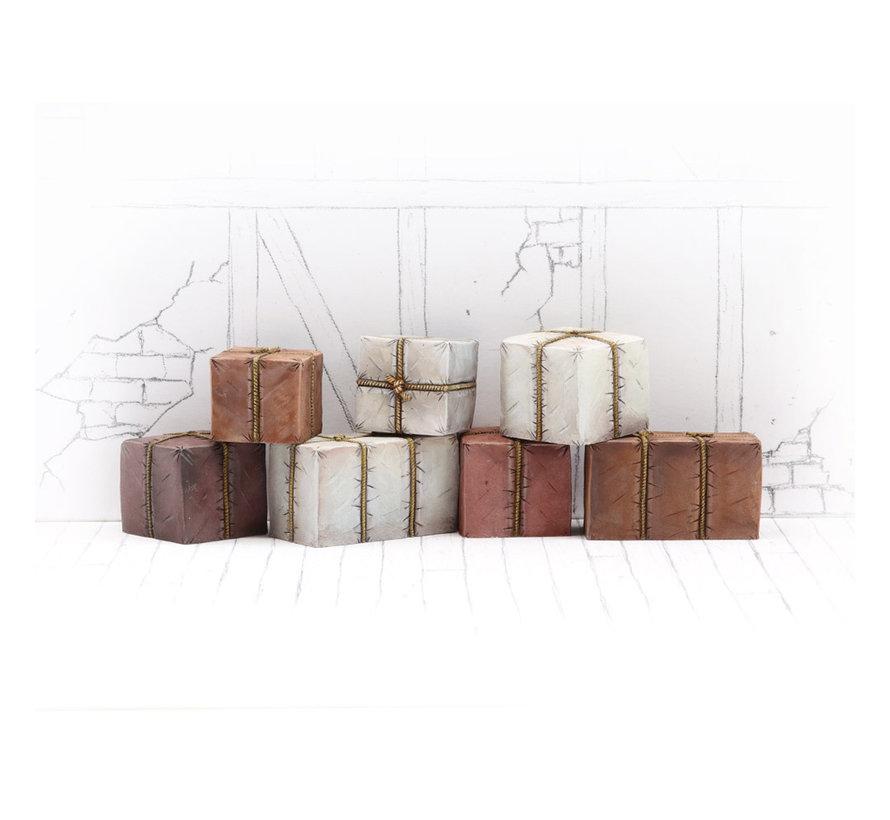Tabletop-Art Packages Set 1 - 7x - TTA601093