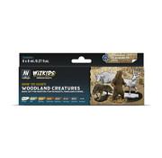 Vallejo Woodland Creatures - Wizkids Premium Paints - 8 kleuren - 8ml - 80254