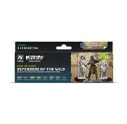 Vallejo Defenders of the Wild - Wizkids Premium Paints - 8 kleuren - 8 ml - 80255