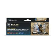 Vallejo Master of the Arcane - Wizkids Premium Paints - 8 kleuren - 8ml - 80257