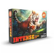 AK interactive Intense Colors Set - 6 kleuren - 17ml - AK11612