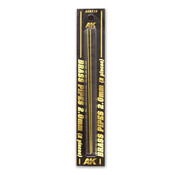 AK interactive Brass Pipes 2,0mm - 2x - AK9118