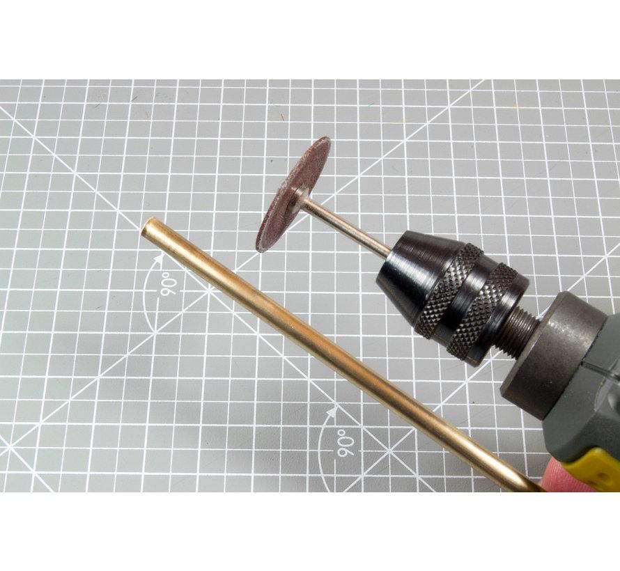 AK interactive Brass Pipes 0,8mm - 5x - AK9107