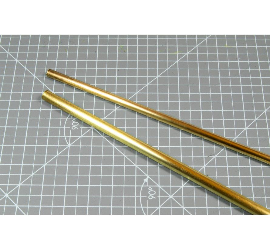 AK interactive Brass Pipes 0,7mm - 5x - AK9106