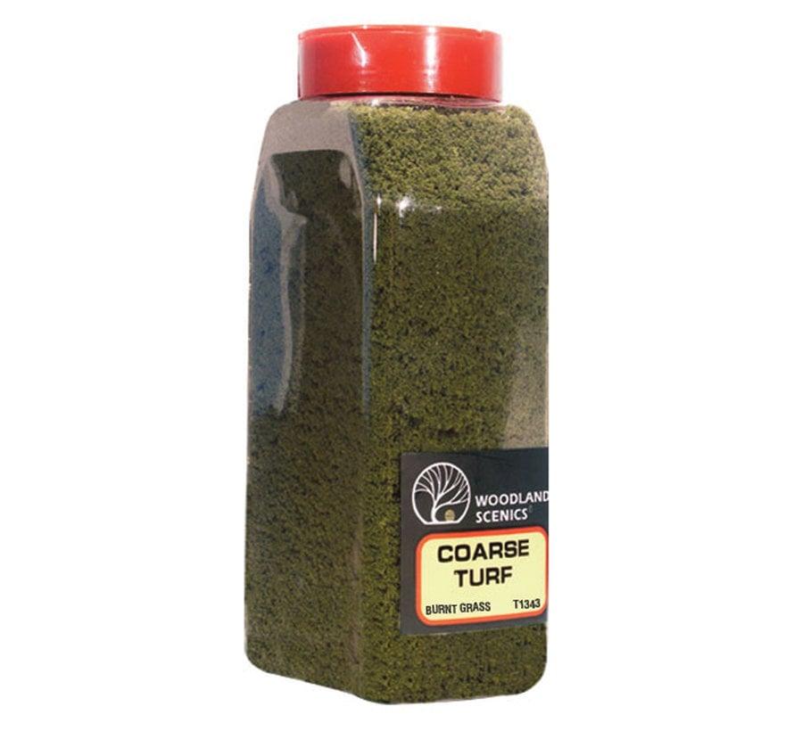 Woodland Scenics Coarse Turf Burnt Grass Shaker- 945cm³ - T1362