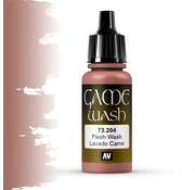 Vallejo Game Color Wash Flesh Shade - 17ml - 73204