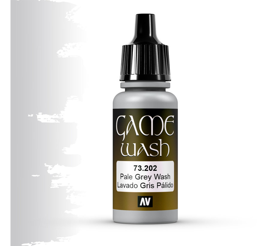 Game Color Wash Pale Grey - 17ml - 73202