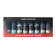 Vallejo Set of Game Color Washes - 8 kleuren - 17ml - 73998