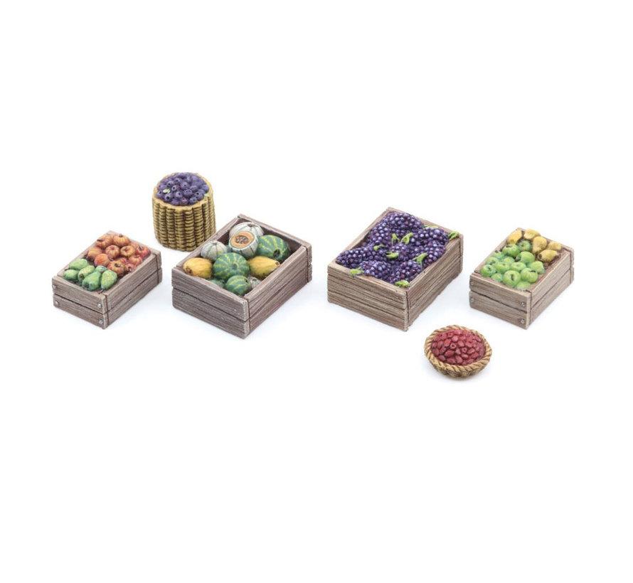 Tabletop-Art Fruiterer Set 1 - 6x - TTA601098