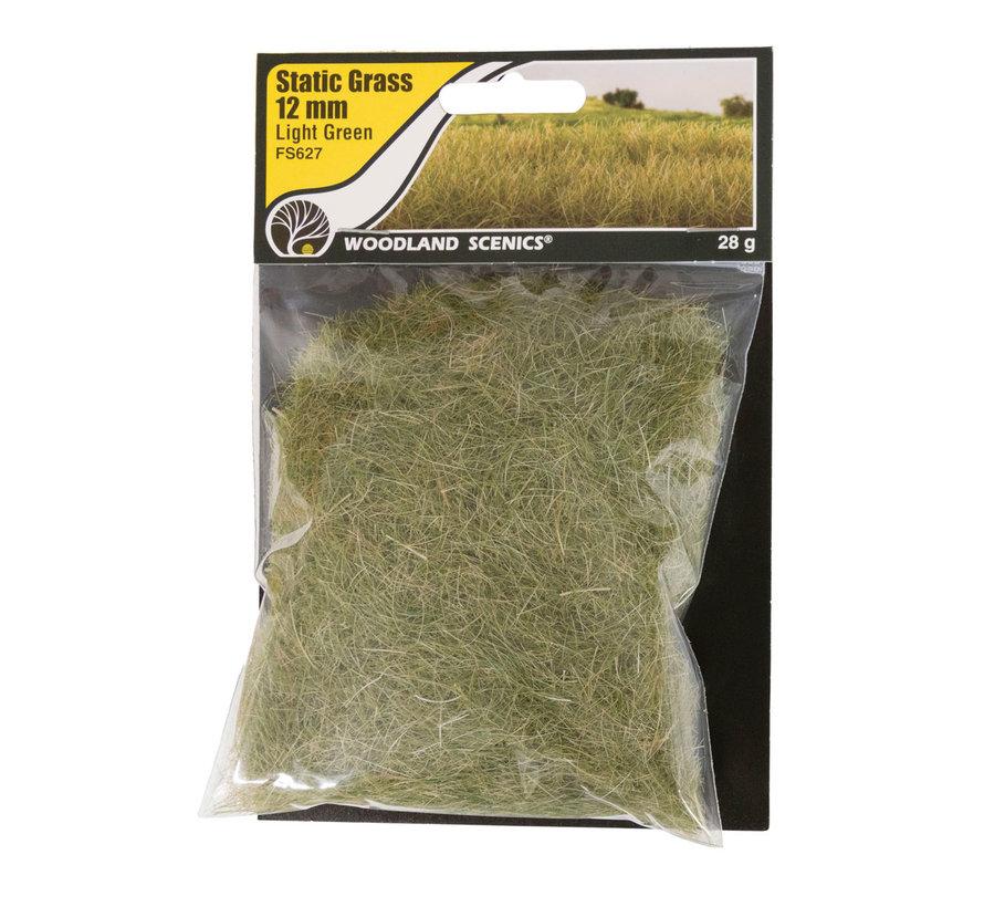 Woodland Scenics Static Grass Light Green 12mm - 28gr - FS627