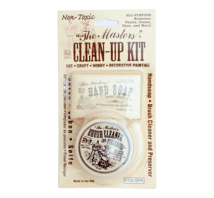 Clean-up kit - #100BPK