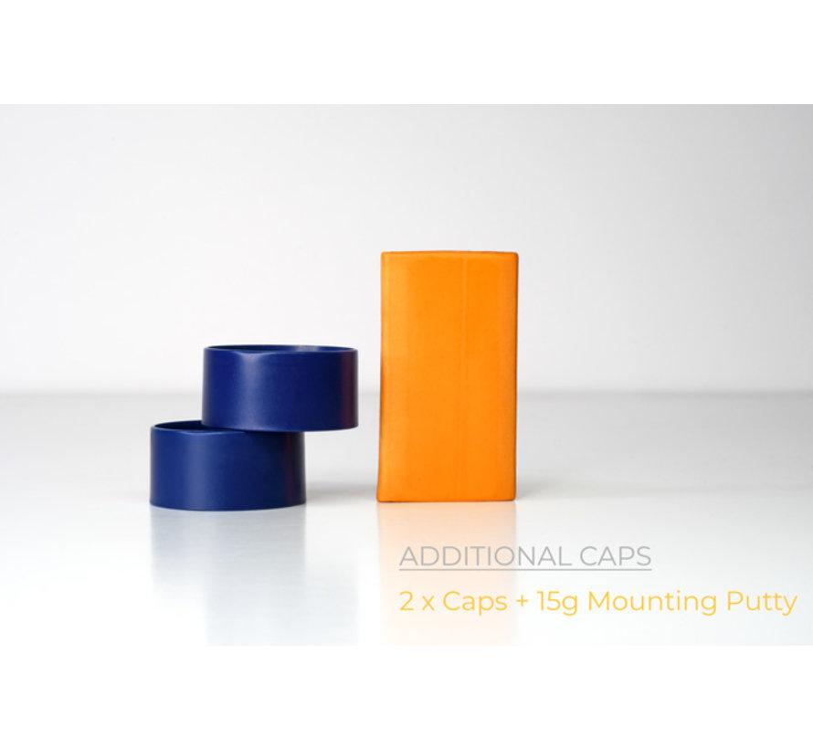 Redgrassgames Additional Caps & Putty - WPHA-2CAPS