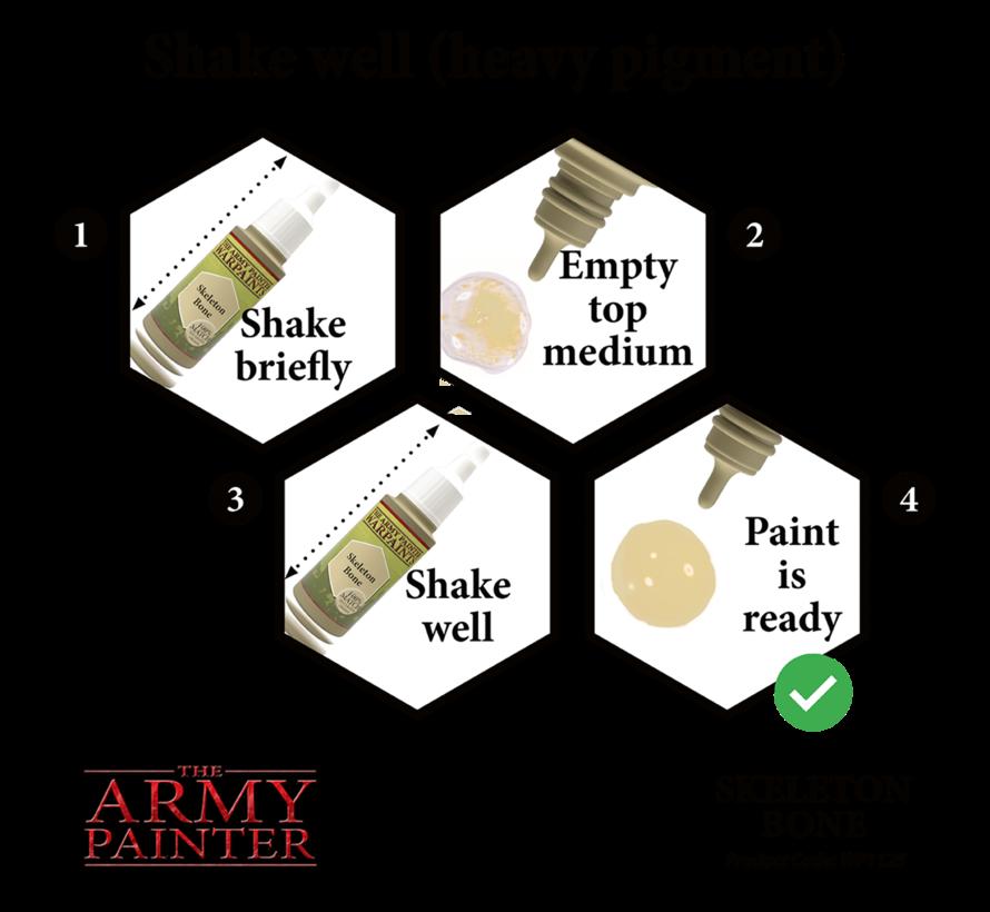 The Army Painter Skeleton Bone - Warpaint - 18ml - WP1125