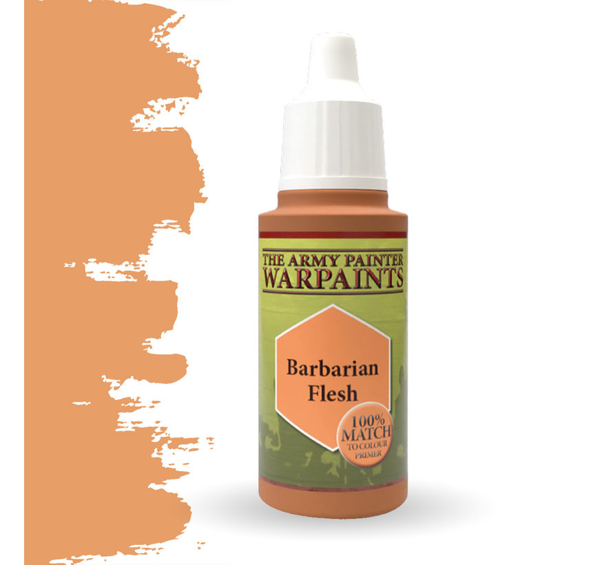 The Army Painter Barbarian Flesh - Warpaint - 18ml - WP1126