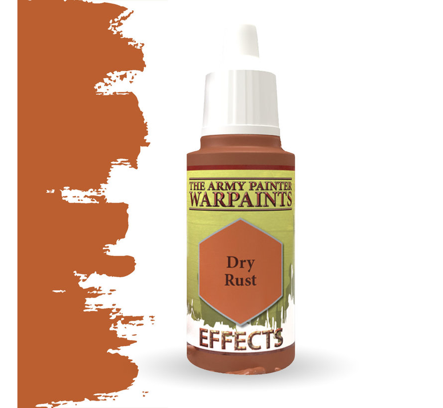 The Army Painter Dry Rust - Warpaint - 18ml - WP1479