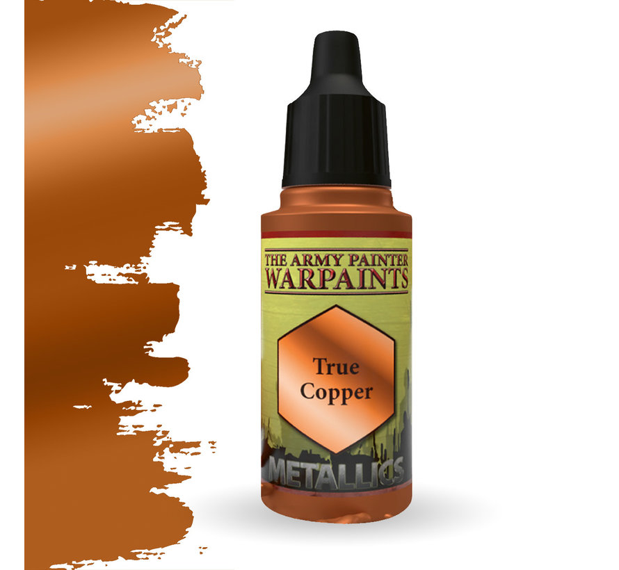 The Army Painter True Copper - Warpaint - 18ml - WP1467