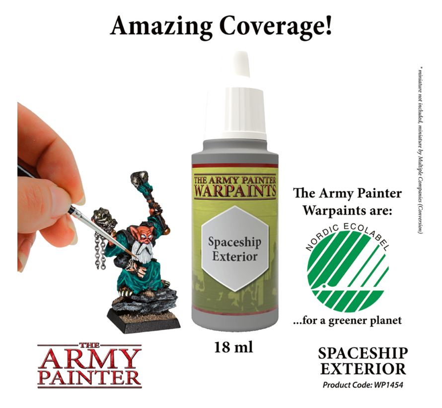 The Army Painter Spaceship Exterior - Warpaint - 18ml - WP1454