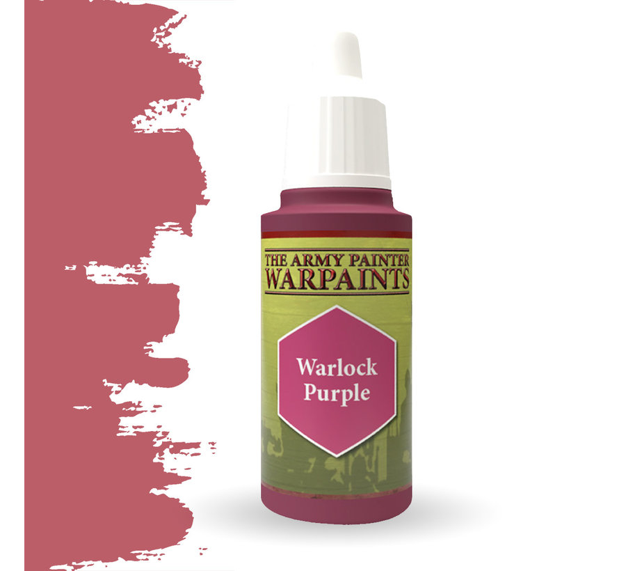 The Army Painter Warlock Purple - Warpaint - 18ml - WP1451