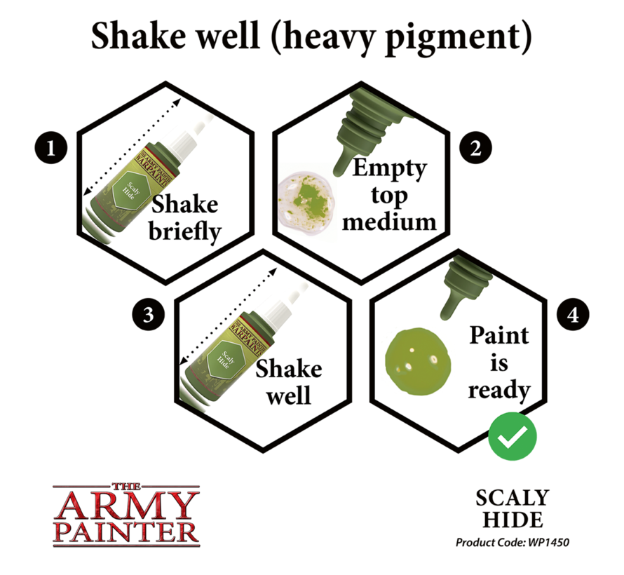 The Army Painter Scaly Hide - Warpaint - 18ml - WP1450