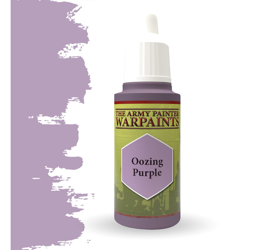 The Army Painter Oozing Purple - Warpaint - 18ml - WP1445