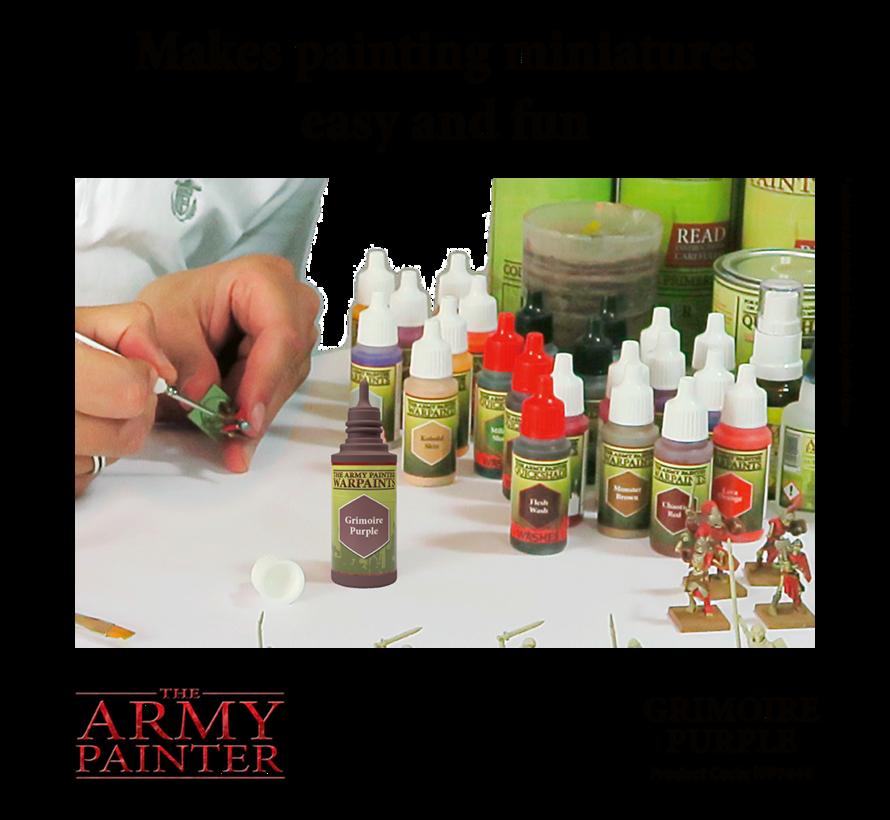 The Army Painter Grimoire Purple - Warpaint - 18ml - WP1444