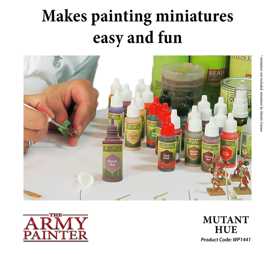 The Army Painter Mutant Hue - Warpaint - 18ml - WP1441