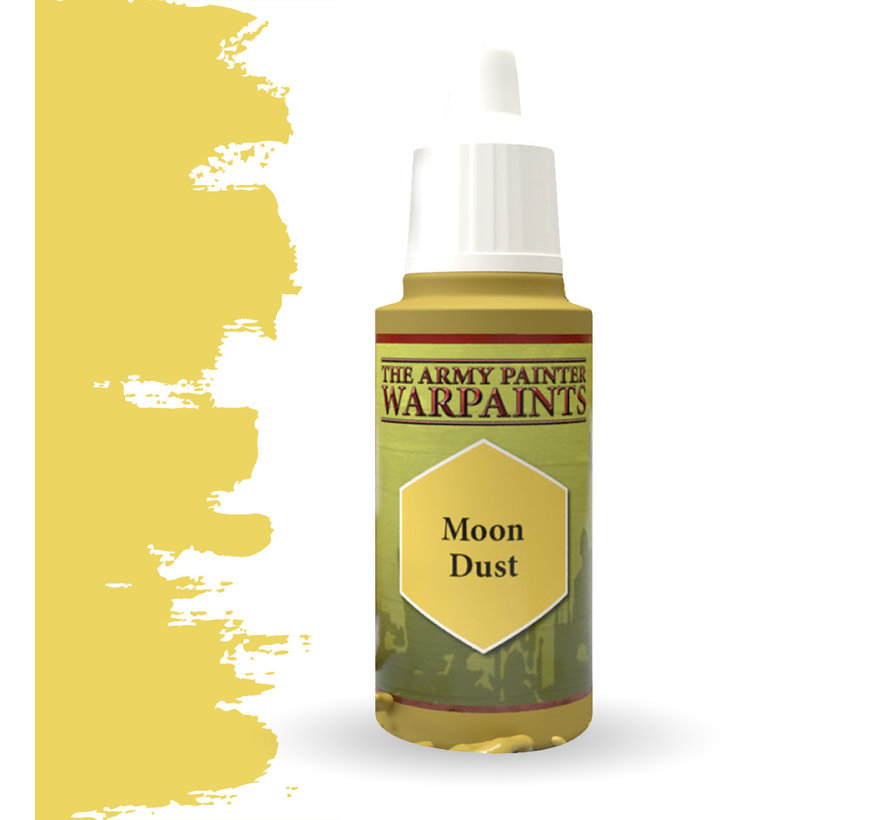 The Army Painter Moon Dust - Warpaint - 18ml - WP1438