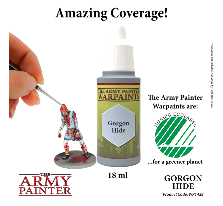 The Army Painter Gorgon Hide - Warpaint - 18ml - WP1428