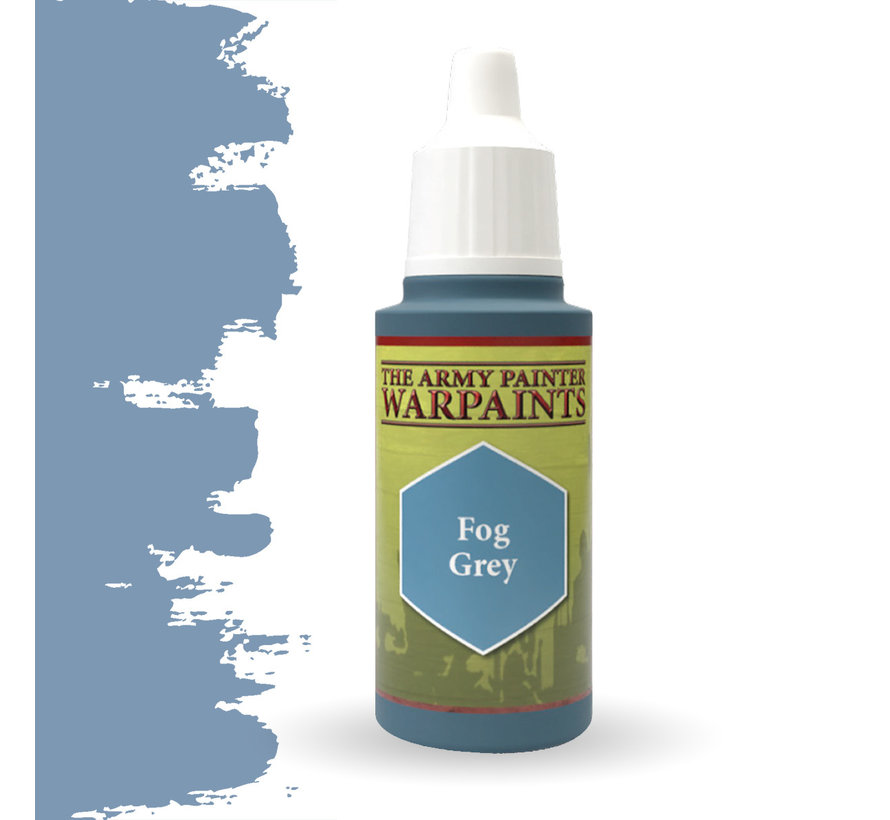 The Army Painter Fog Grey - Warpaint - 18ml - WP1427