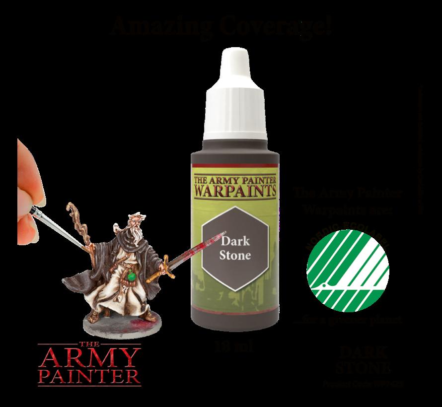 The Army Painter Dark Stone - Warpaint - 18ml - WP1425
